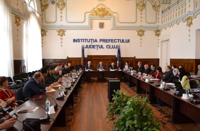 Ordine emise de prefectul judeţului Cluj pentru alegerile locale 2016