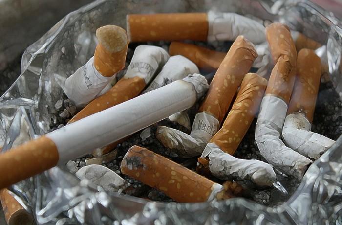 IGSU: 211 amenzi pentru încălcarea normelor antifumat