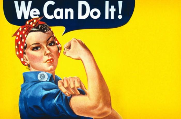 O dată pe an, e Ziua Femeii!