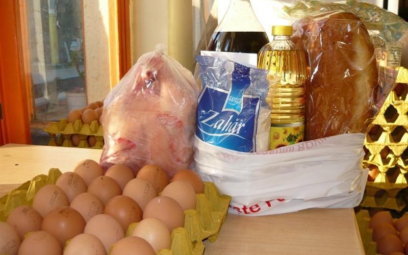 Peste 170 de mii de pachete cu alimente, pentru persoanele defavorizate din județ