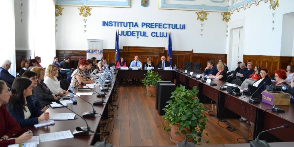 S-a constituit Biroul Electoral de Circumscripţie Judeţeană