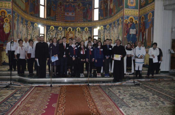 Premii, diplome şi felicitări, grupelor de cateheză din Protopopiatul Ortodox Dej!