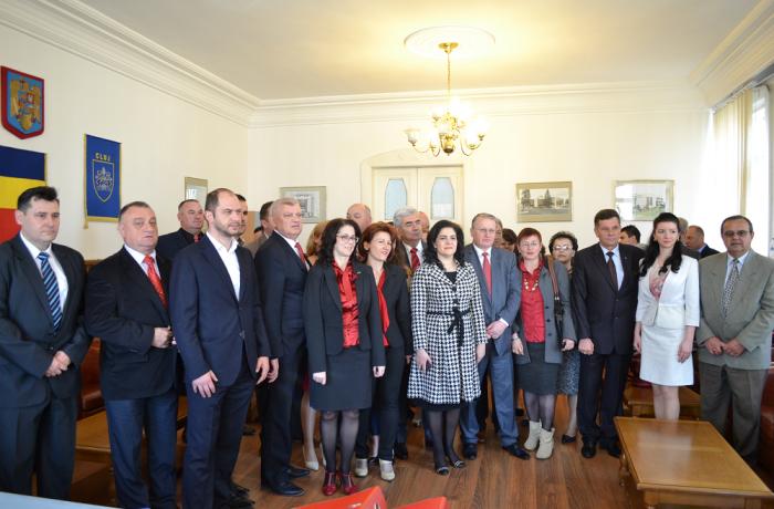 Lista finală a candidaților PSD pentru Consiliul Județean Cluj