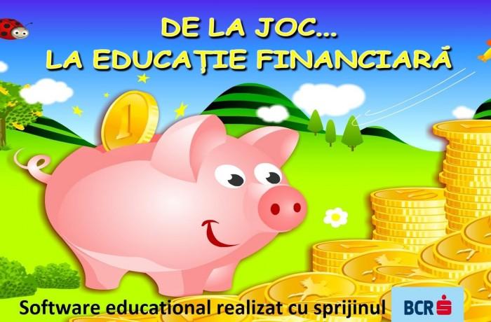 Proiect: Educație financiară pentru preșcolari
