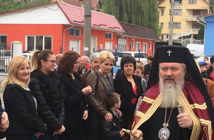 """IPS Andrei a binecuvântat lucrările Bisericii """"Sfântul Nectarie"""""""