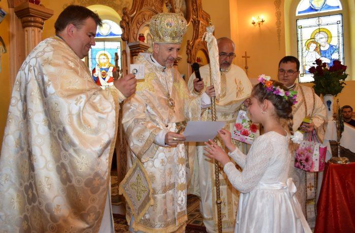 Sfânta Rita, celebrată la Chiuiești și Rugășești