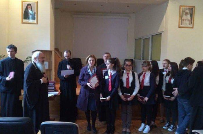 Grupul de cateheză al Parohiei Ortodoxe Dej II, va reprezenta Eparhia Clujului la București