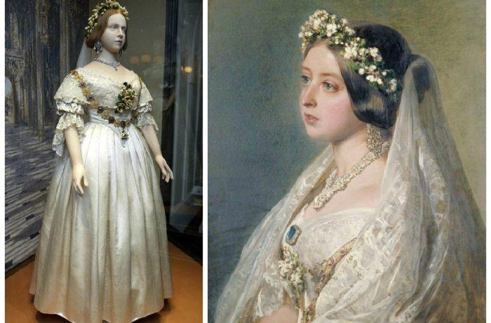 De la regina Victoria, la Victoria's Secret…