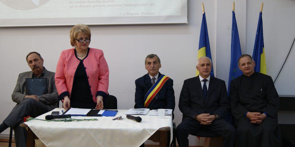 """Zilele Liceului Teoretic """"Alexandru Papiu Ilarian"""" Dej"""