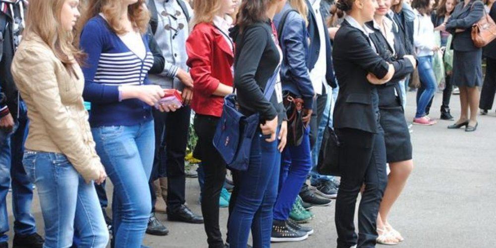 Scade numărul elevilor din sistemul de învățământ românesc
