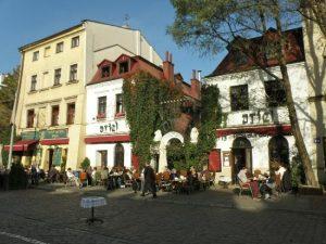 Cracovia - Cartierul evreiesc