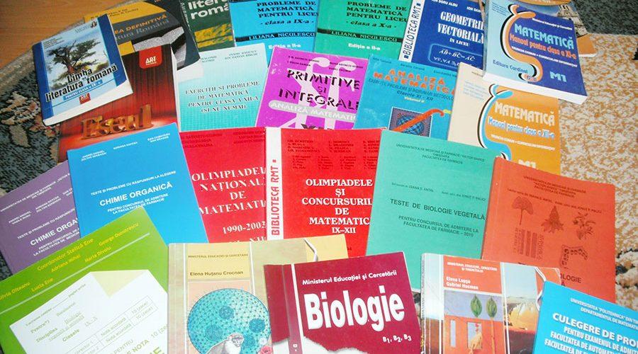 """Ministerul Educației renunță la """"manualul unic"""""""