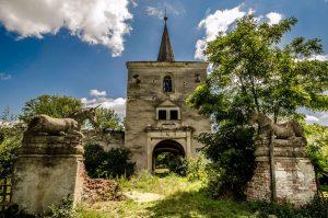 Castelul Kornis / Mica