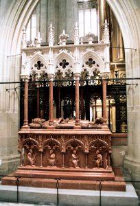 Mormântul regelui Casimir