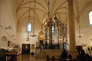 Cracovia - Muzeul Iudaic