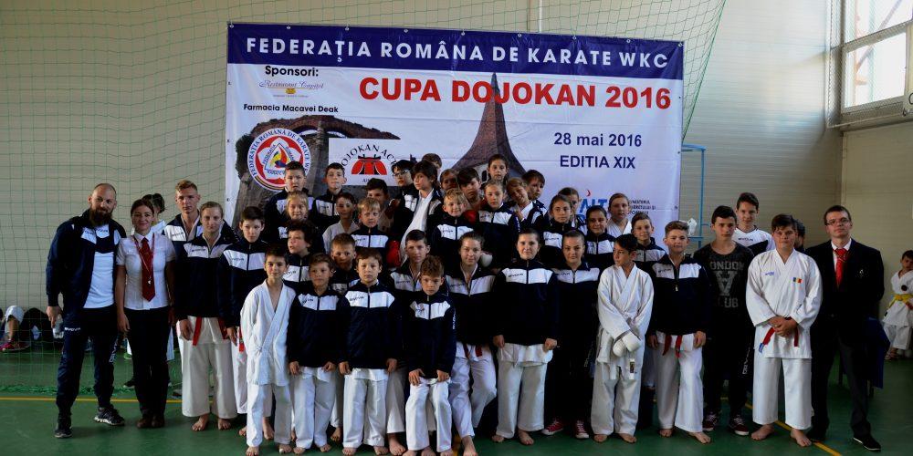 Weekend cu 6 medalii pentru Budokan Ryu Dej