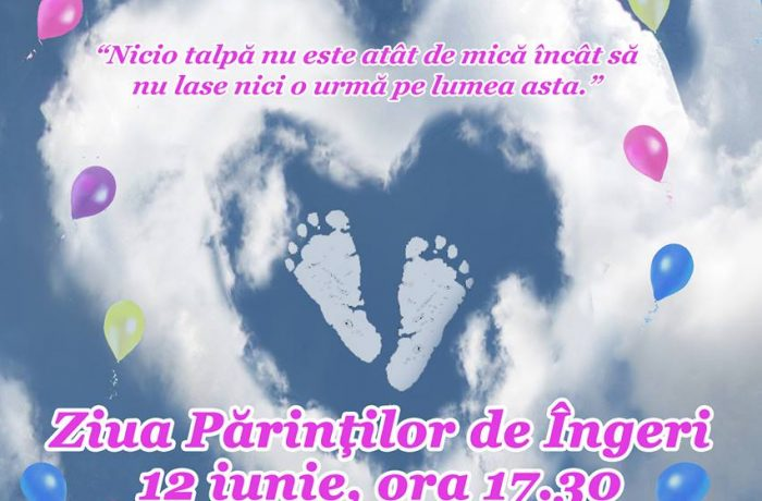 Ziua Părinților de Îngeri, la Dej