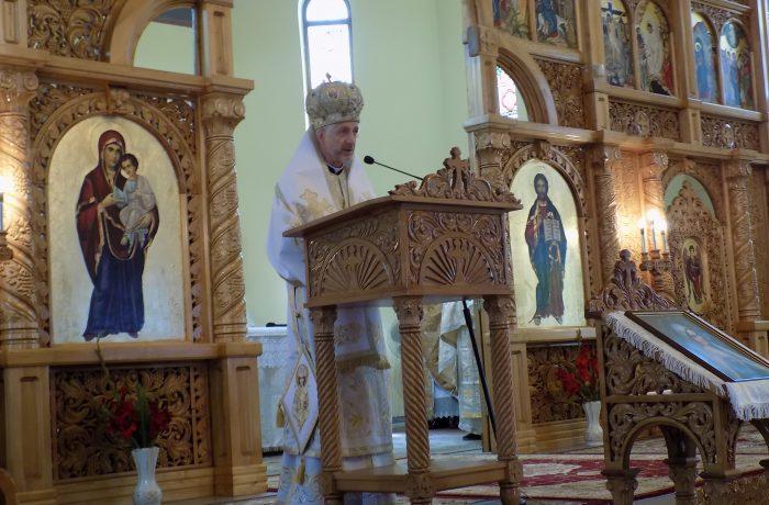 """Sărbătoare de hram la Biserica """"Sfinții Petru și Pavel"""" din Dej"""