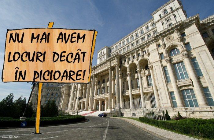 PSD și ALDE și-au tras un Guvern dolofan. Clujul pedepsit.