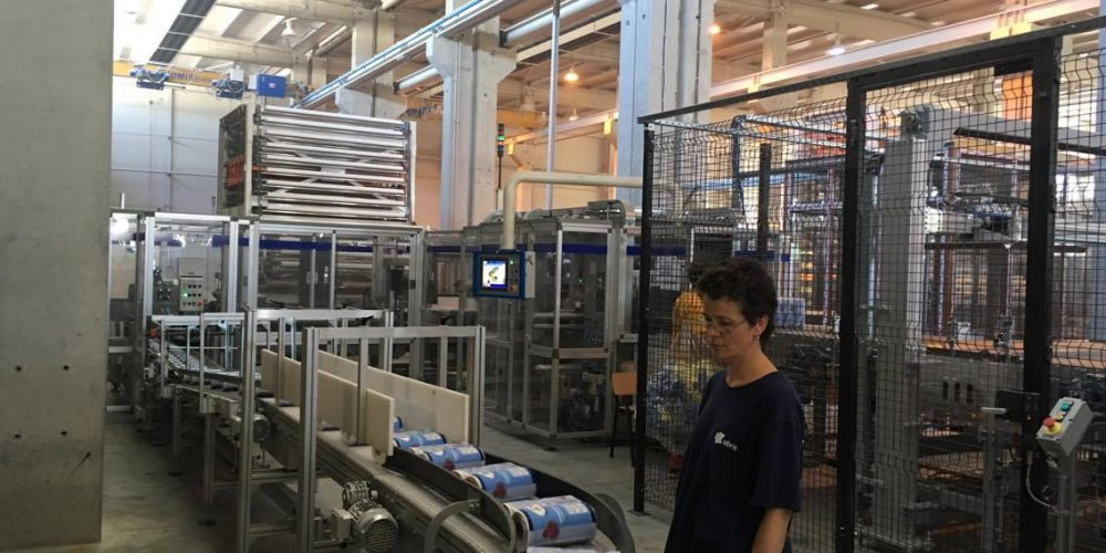 O nouă fabrică de hârtie, inaugurată de Pehart Tec Group
