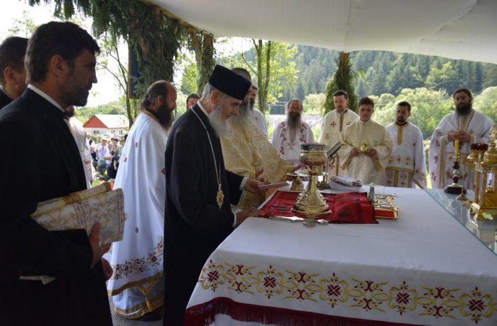 Sfântul Voievod Ștefan cel Mare, sărbătorit la Vad