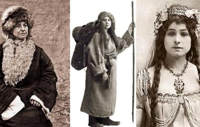 Lady Lama – Alexandra David-Néel