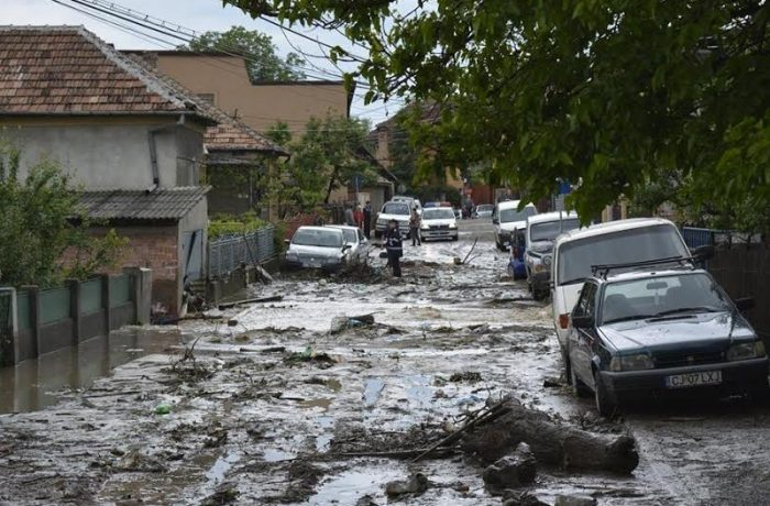 6,7 milioane de lei pentru localitățile din Cluj, afectate de inundații