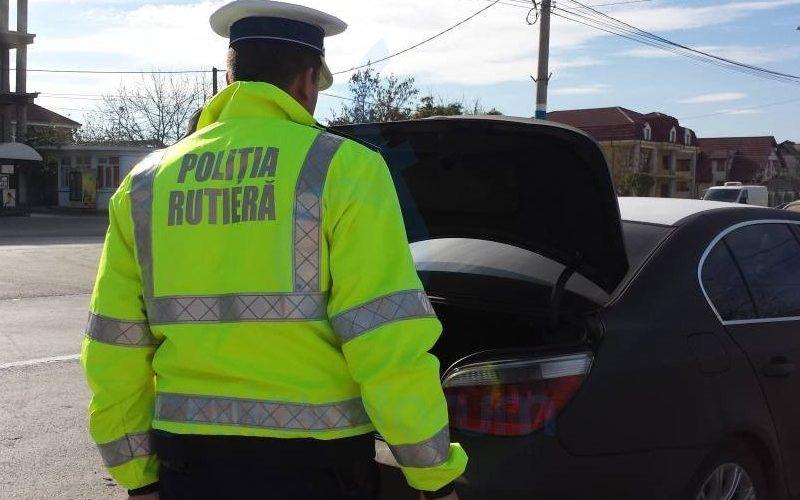 Peste 500 de amenzi, aplicate de polițiștii clujeni în week-end