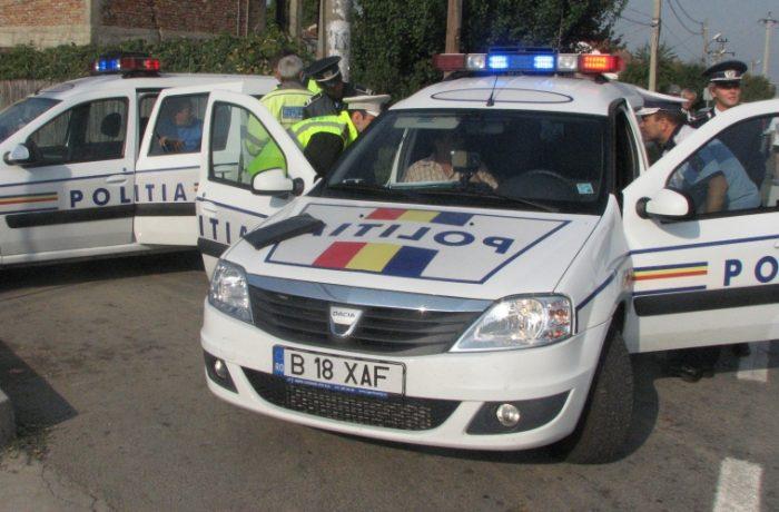 Acțiune de amploare a polițiștilor dejeni, astăzi