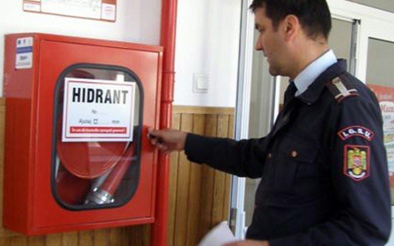 Termen pentru obținerea autorizației de securitate la incendiu: 31 decembrie 2016