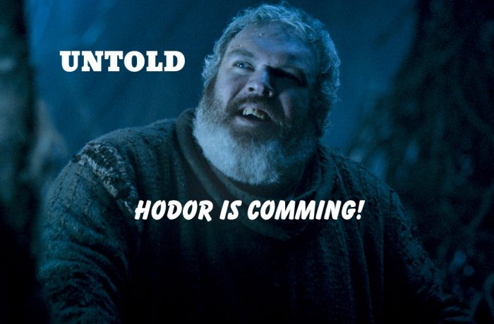 Hodor din Game of Thrones, pe scena UNTOLD!
