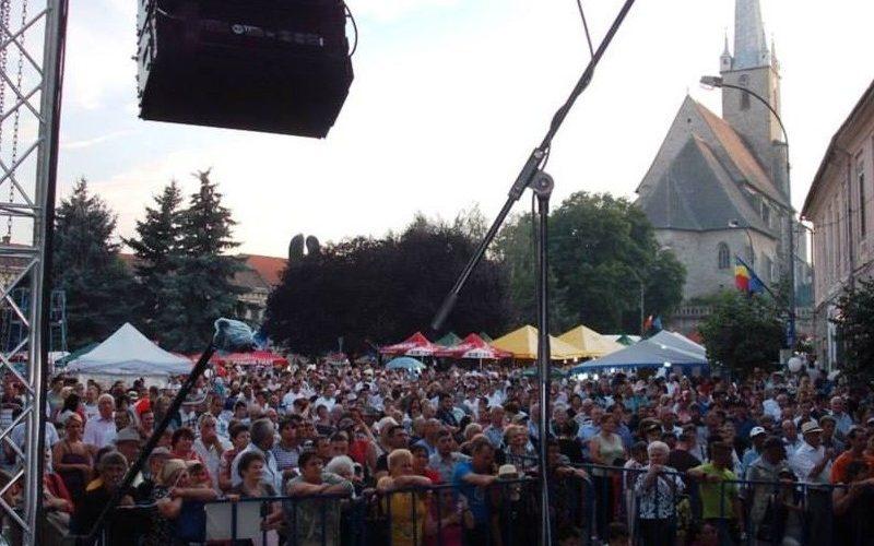 Zilele Dejului și Festivalul SAMUS  – 2016