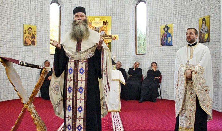 """Părintele stareț Paisie, invitatul Parohiei """"Sfântul Nectarie"""""""