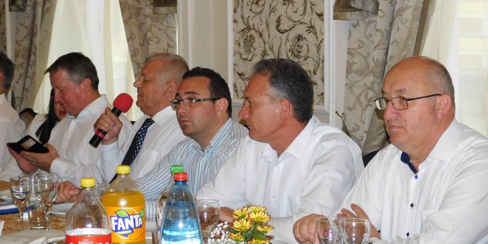 Dejul a fost pentru o zi punctul de întâlnire al PSD-iștilor