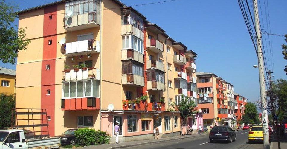 Locuinţe rămase goale, în urma depopulării  României