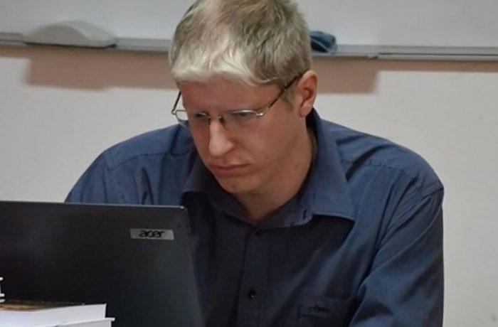 Dejeanul Marian Horvat, la Congresul Național al Istoricilor Români