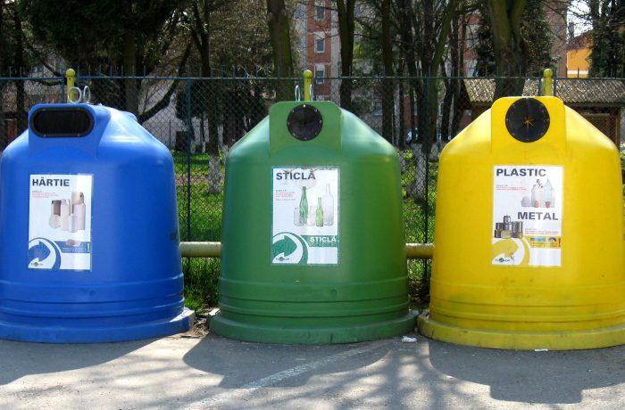 Taxă pentru reciclarea ambalajelor utilizate în comerț