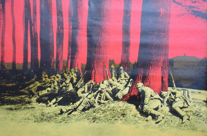 Expoziție dedicată Marelui Război, la Cercul Militar Dej