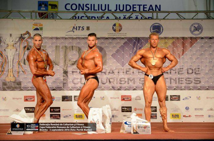 Dejeanul Florin Damșa, locul I la CFRCF – Trofeul Someș