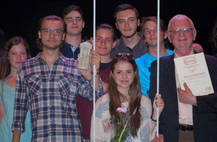 """Trupa """"Intermezzo"""", pe scena Festivalului """"STAGE"""" din Cluj-Napoca"""