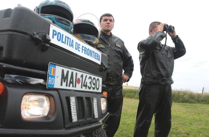 Poliţia de Frontieră Română organizează concursuri pentru posturi de ofiţeri şi agenţi de poliţie de frontieră