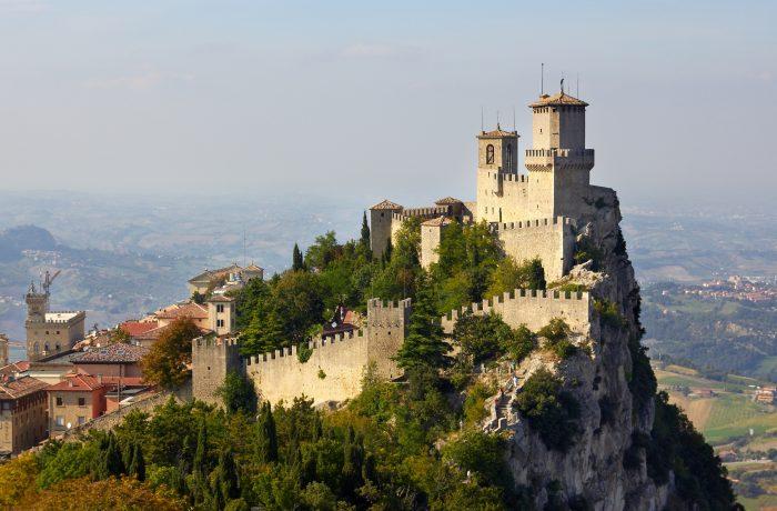 San Marino, Serenissima Republică