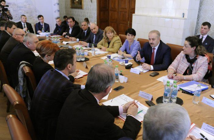 Primarul Dejului, la reuniunea AMR din Bucureşti