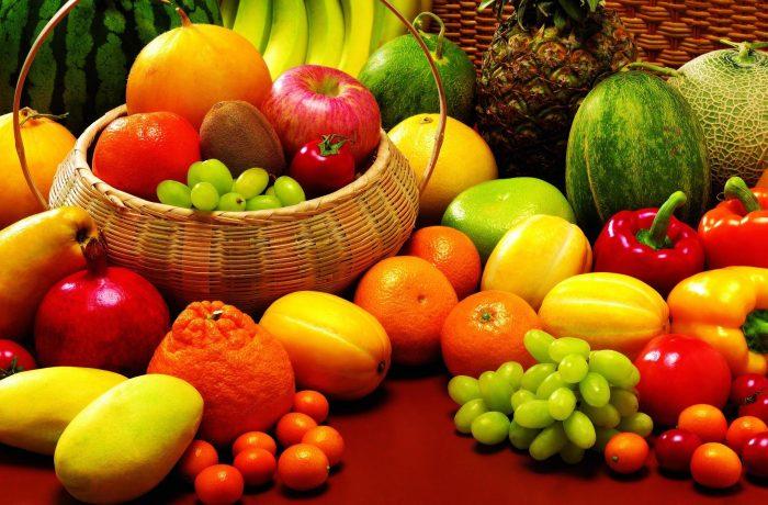 Eurostat: Românii, pe ultimul loc în U.E.  la consumul zilnic de fructe și legume