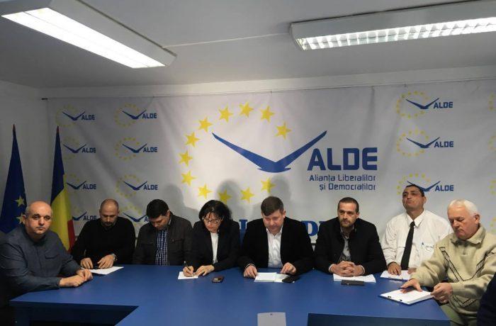 Vicențiu Știr și-a prezentat echipa și obiectivele ALDE pentru alegerile din 11 decembrie 2016