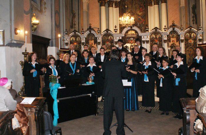 "Festivalul ""Armonii Sacre"" al Eparhiei greco-catolice Cluj-Gherla"