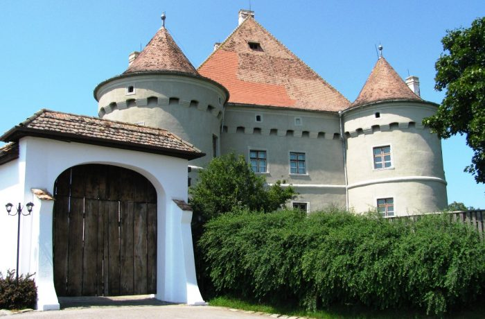 De văzut: Castelul de la Cetatea de Baltă, un Chambord românesc