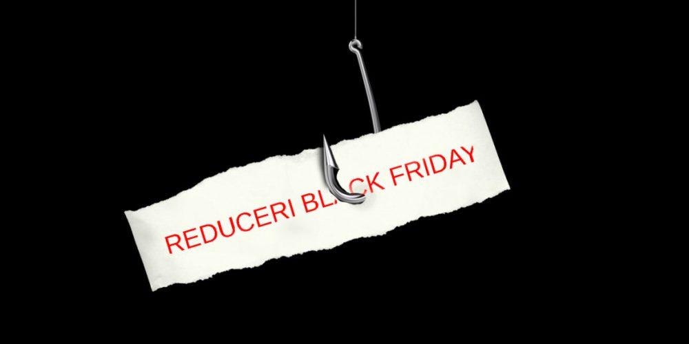 Majoritatea românilor așteaptă Black Friday pentru cumpărături
