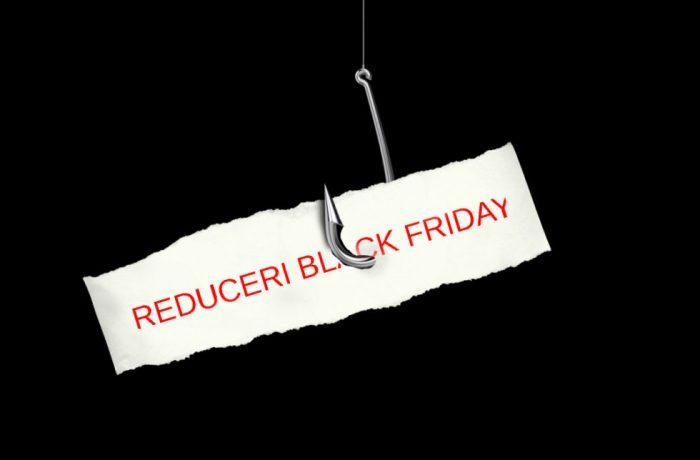 De BLACK FRIDAY, atenție la cumpărăturile online!