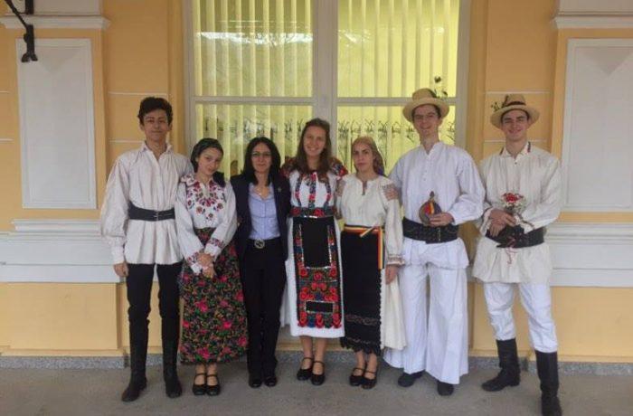 """Echipajul CNAM Dej, Locul III la Concursul """"Istorie și tradiții"""" din Bistrița"""